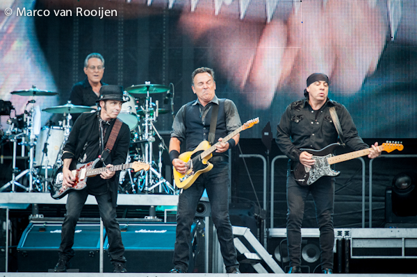 Bruce Springsteen and The E-Street Band