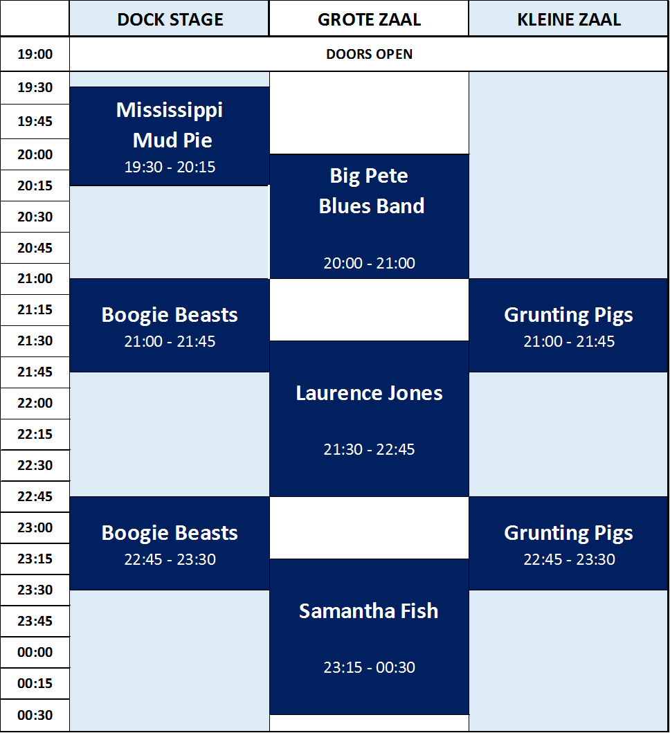 Timetable-2017