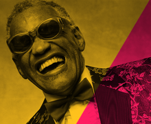 Promo Ray Charles Tribute