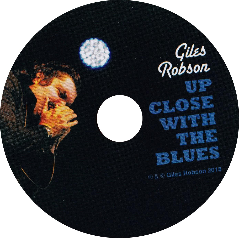 GILES ROBSON - CD