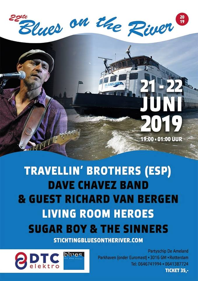 Blues on the River 2019 2
