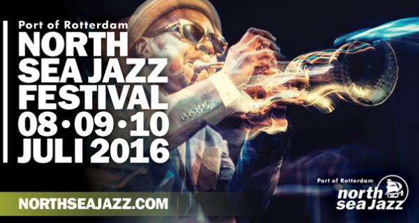 North Sea Jazz Poster 2016