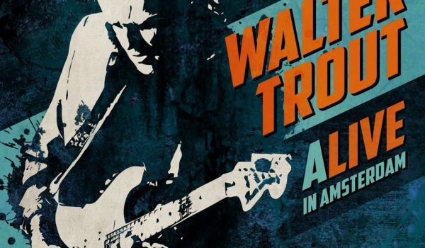Walter Trout Cover