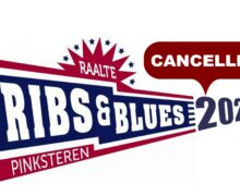 RIBS & BLUES 2021 CANCELLED VOOR DE SITE