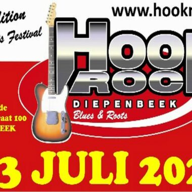MAL VOOR DE SITE - HOOKROOK 2021